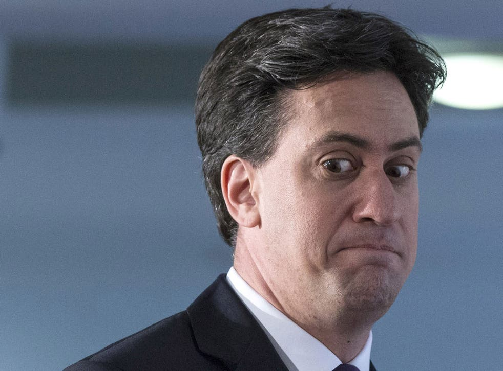 After the news that the Labour lead over the Conservatives has narrowed dramatically in recent days, and is down to just one point in three different polls, Ed Miliband is today facing another poll shocker after a new survey released showed four in ten vo