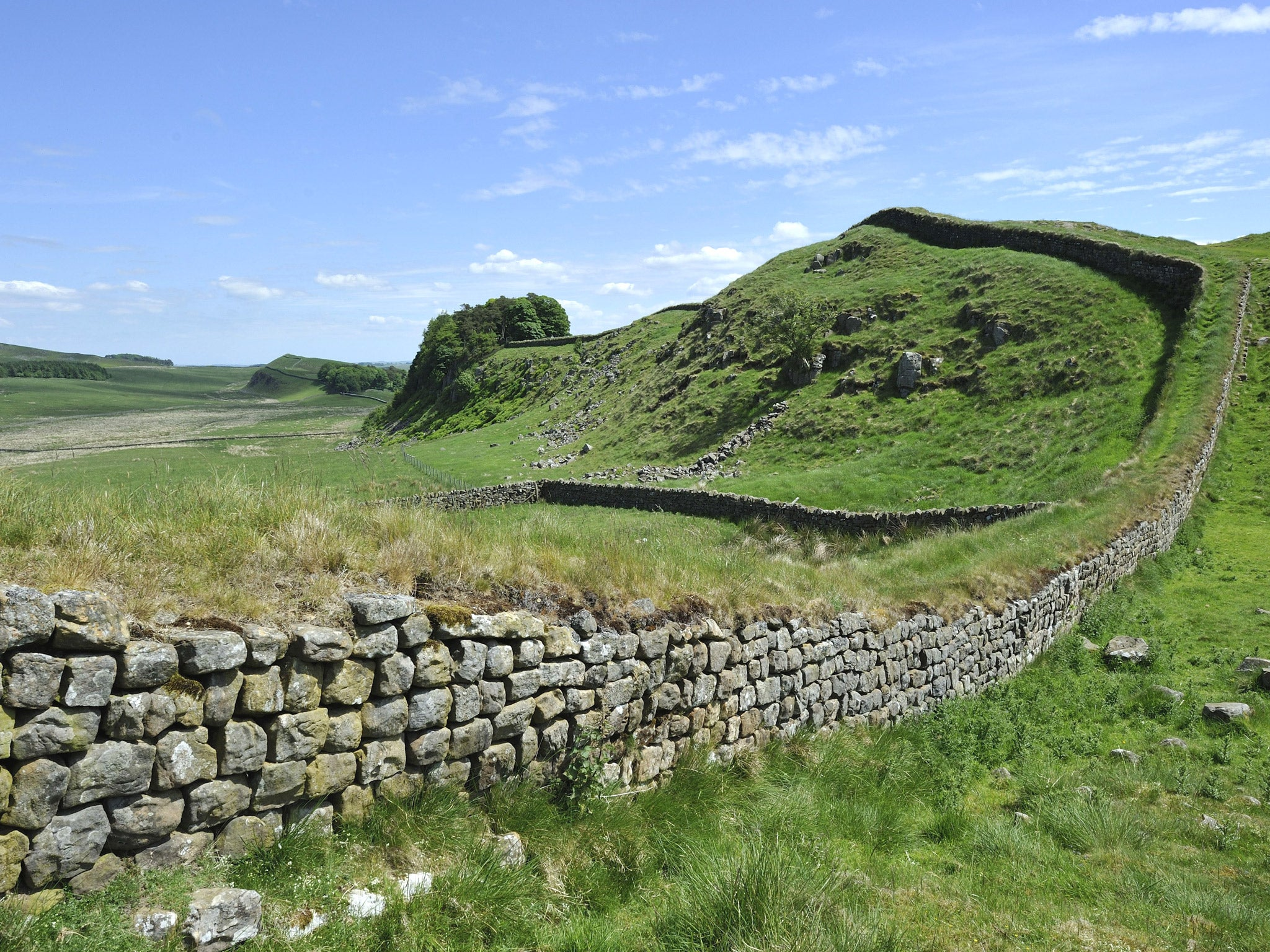 Hadrian S Wall: Hadrian's Wall Trust To Close Within Six Months As Funding