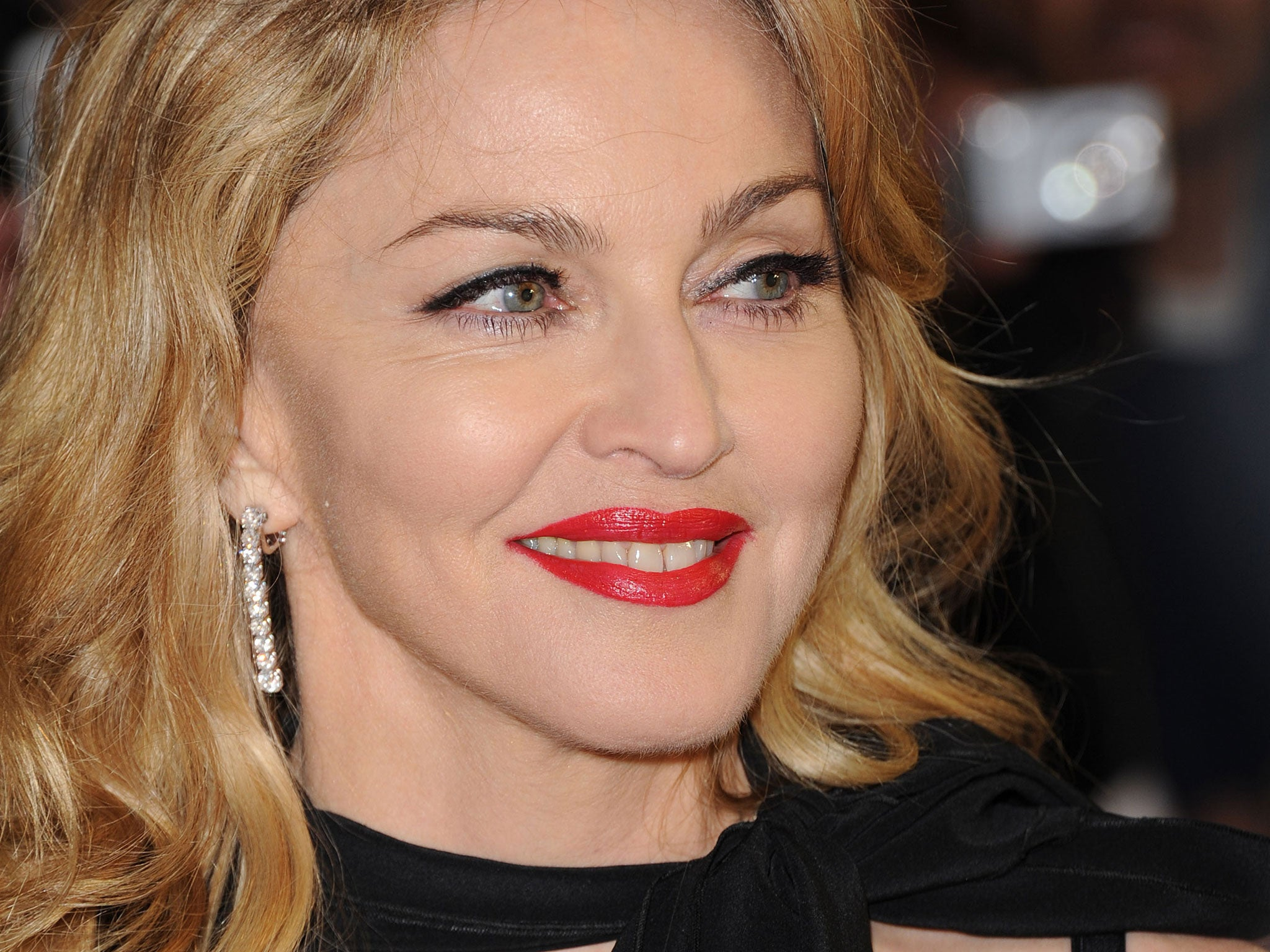 Madonna says that women have it harder than black people ...