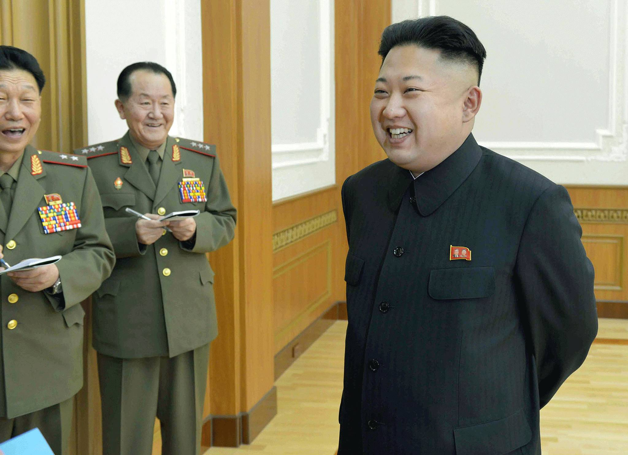 men in north korean 'ordered to get kim jong-un's haircut' reports