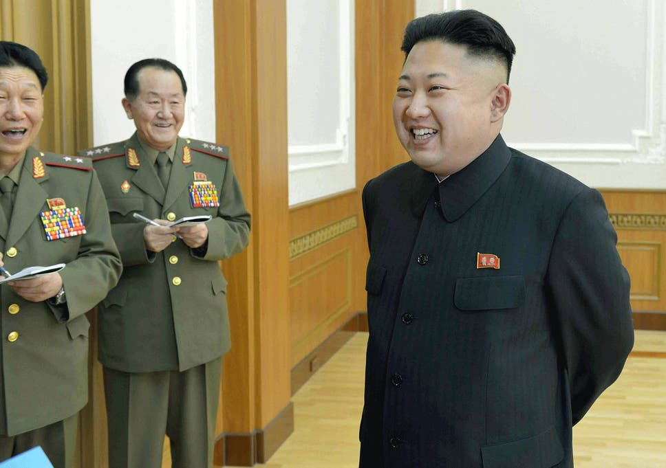 Men In North Korean Ordered To Get Kim Jong Uns Haircut Reports
