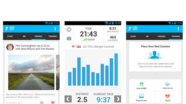 Sole Searching 6 Best Running Apps The Independent The Independent