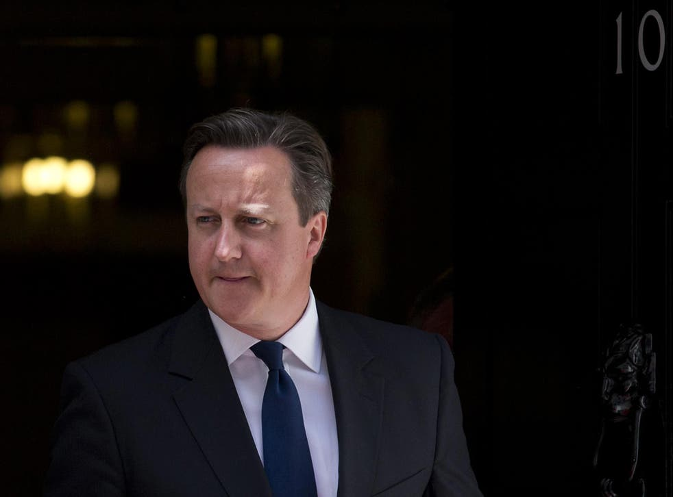David Cameron has said that he will battle religious intolerance