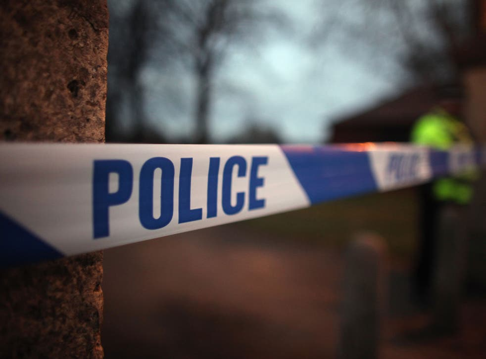 Two teenagers were for arrested for grievous bodily harm