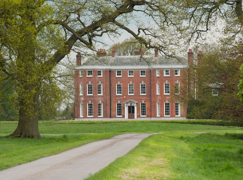 Shakenhurst Estate: only the second time it has been sold since 1349