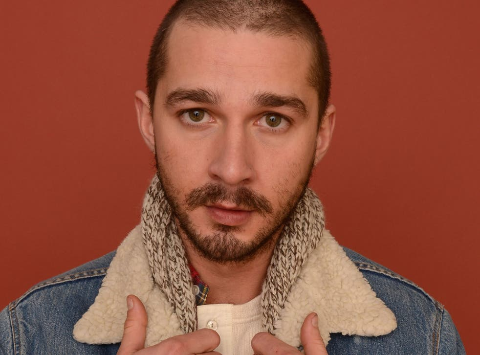 Look who's back: Shia LaBeouf in fresh controversy after leaving new comedy Rock the Kasbah