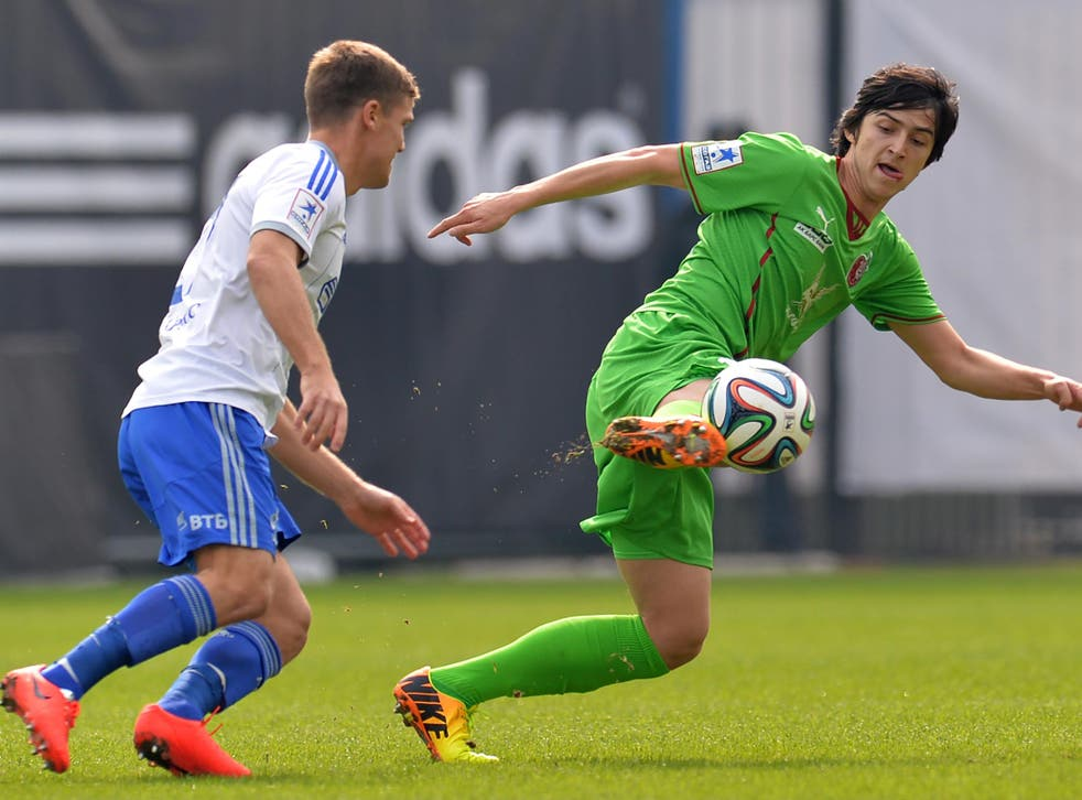 Sardar Azmoun has emerged as a transfer target for Arsenal, with reports claiming an offer has been made