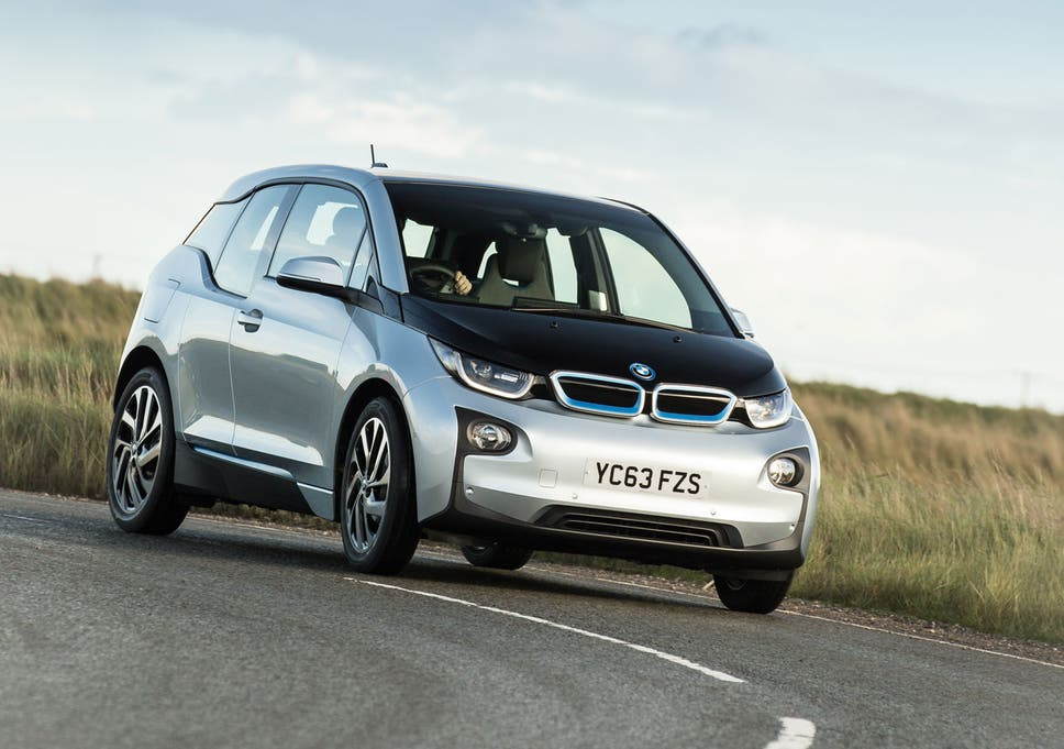 Bmw I3 Range Extender Motoring Review This Car Is An Electric
