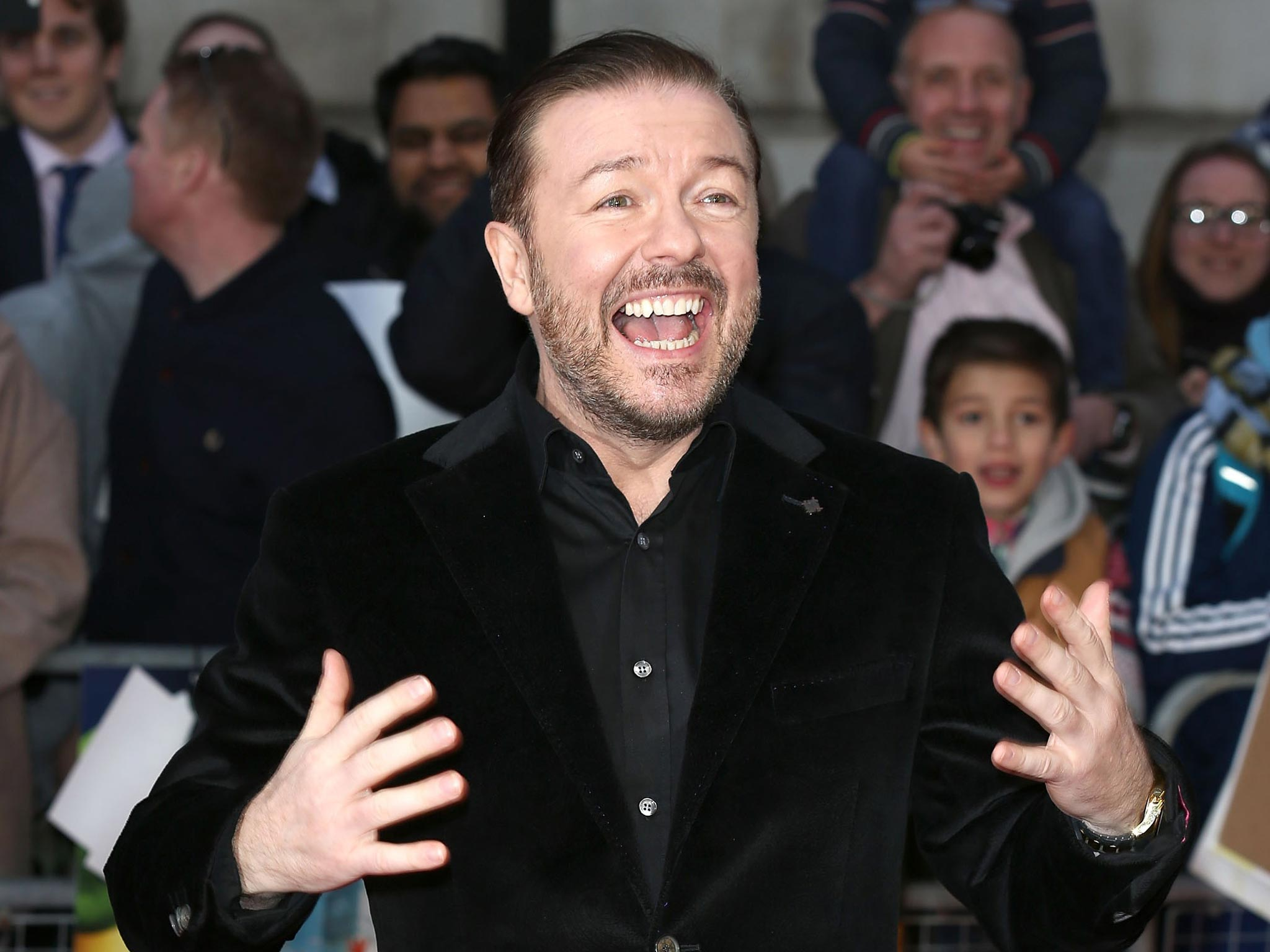 Ricky Gervais highlights worst misconceptions about atheism