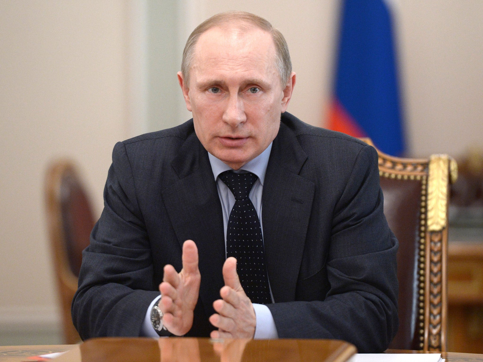 Vladimir Putin Wants To Regain Finland For Russia Adviser Says The Independent The Independent
