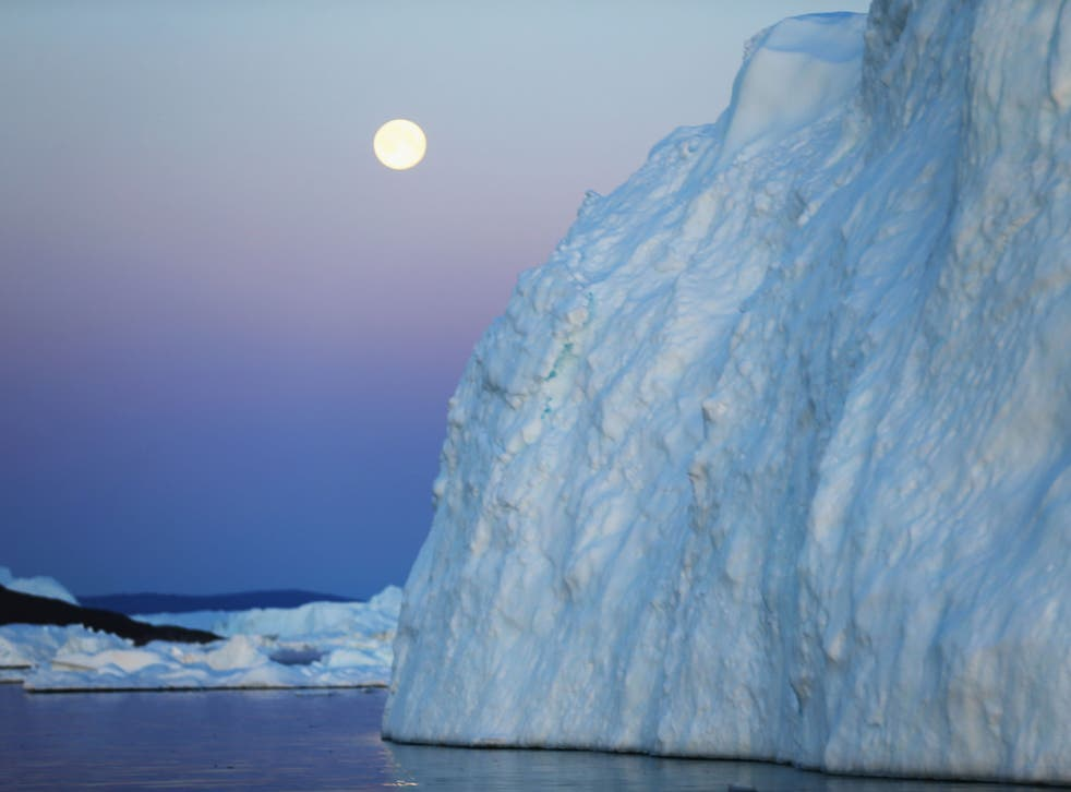 The evidence for climate change can be found in natural systems, such as polar ice and coral reefs