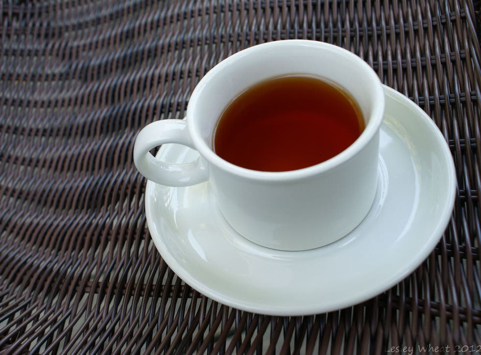 """Earl Grey tea could help to fight """"bad"""" cholesterol"""