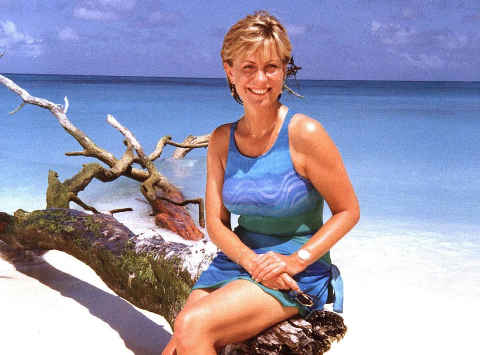 A file photo of the BBC presenter Jill Dando. A former police officer has claimed the gun used to kill her was 'used again years later'