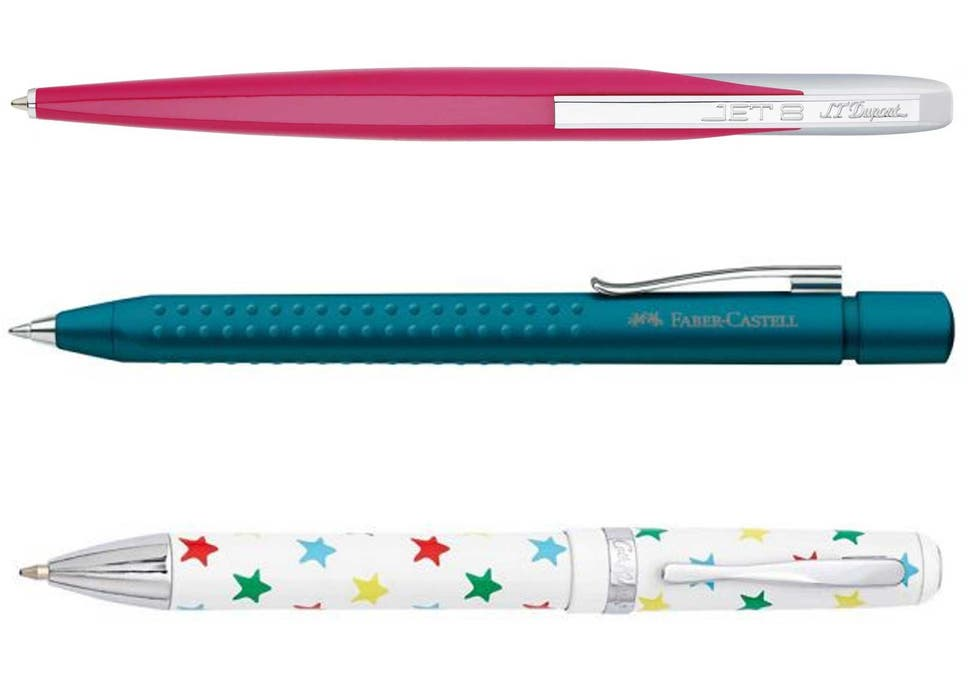 Mightier than the sword: 10 best pens   The Independent