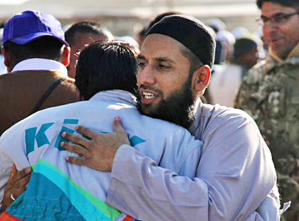 In good faith: Imam Asis in Afghanistan