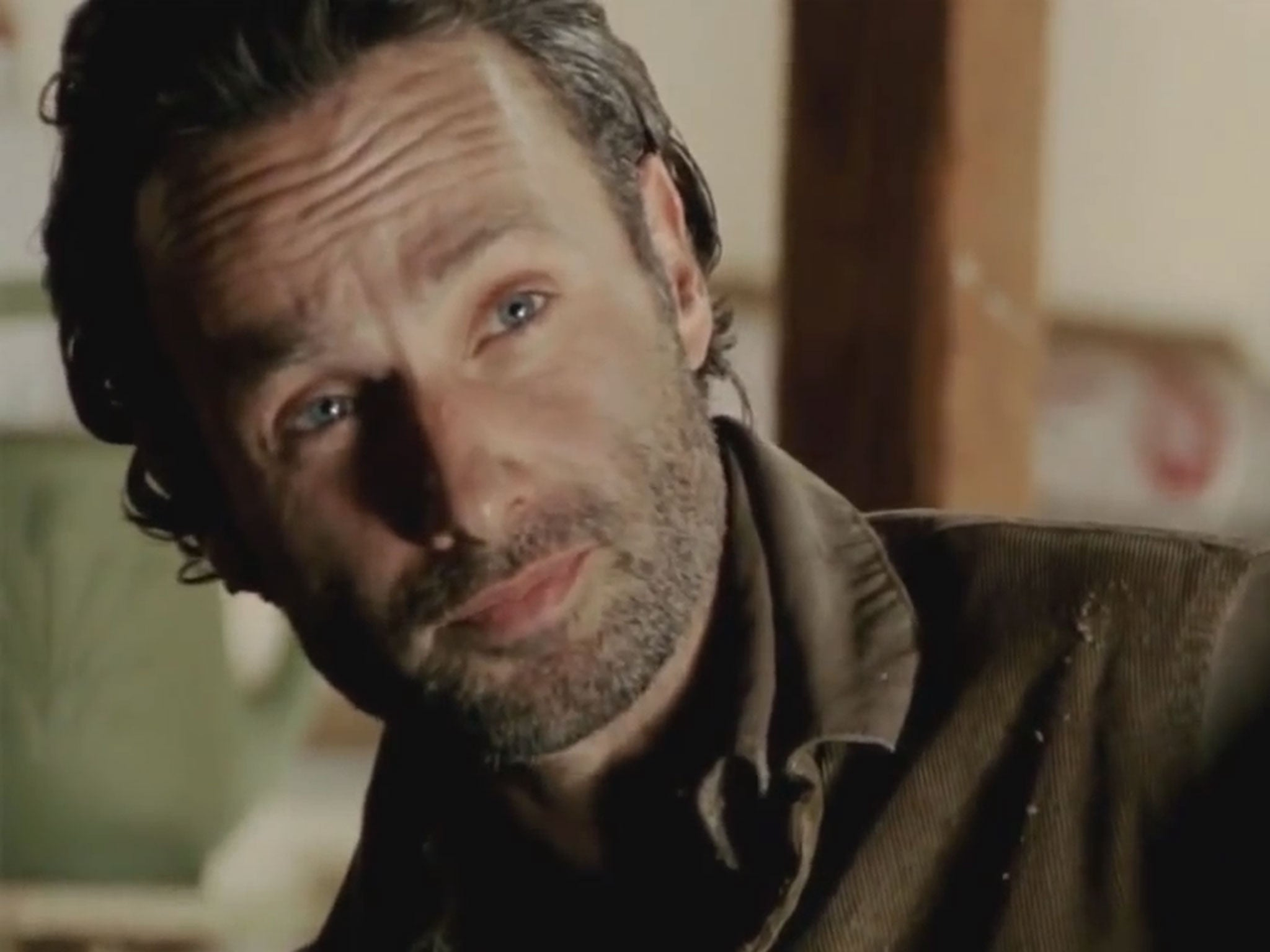 andrew lincoln beard