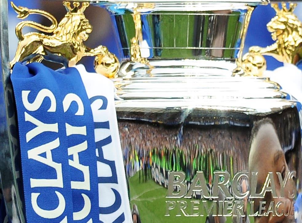 Can statistics determine the destination of the Premier League trophy?
