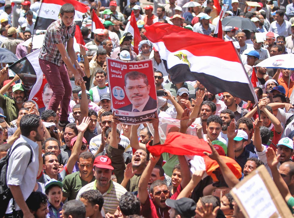 Most victims of last year's crackdown in Egypt were Muslim Brotherhood supporters