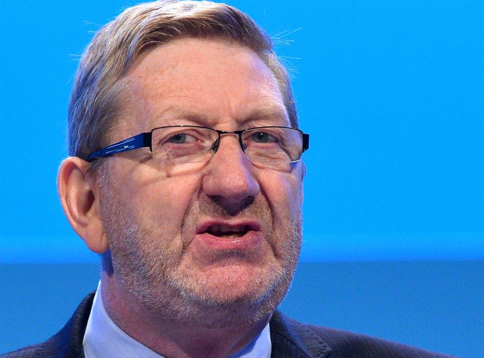 Len McCluskey, General Secretary of Unite