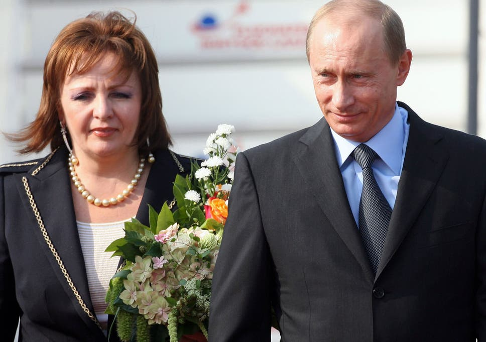 Russian president divorces wife sexual dysfunction