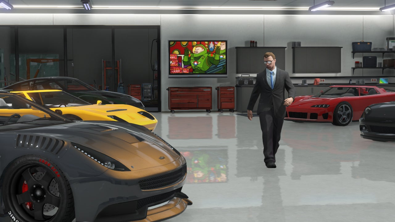 Gta 5 online spring dlc updates bring heists new super car multiple apartments and non contact option for races the independent