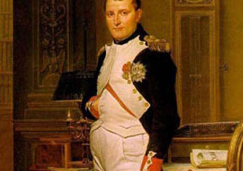 Napoleon's penis size confirmed: Channel 4 documentary calls the artifact  'very small'