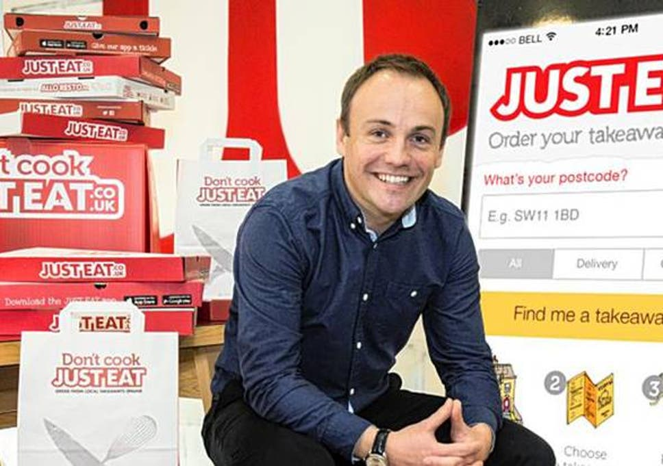 Just Eat Soars On London Stock Exchange Debut The Independent