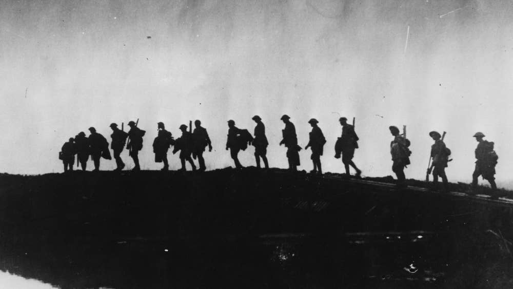 A History of the First World War in 100 moments: The mutiny