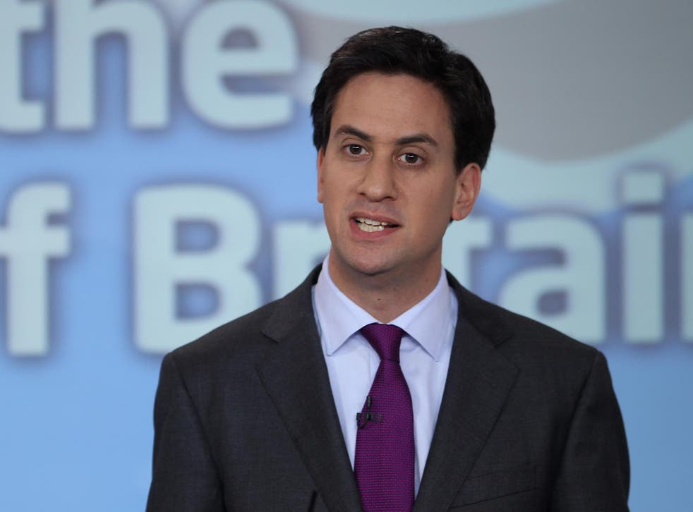 Ed Miliband says that Labour will replace the Lobbying Act with the regulation of lobbying if they win the next election