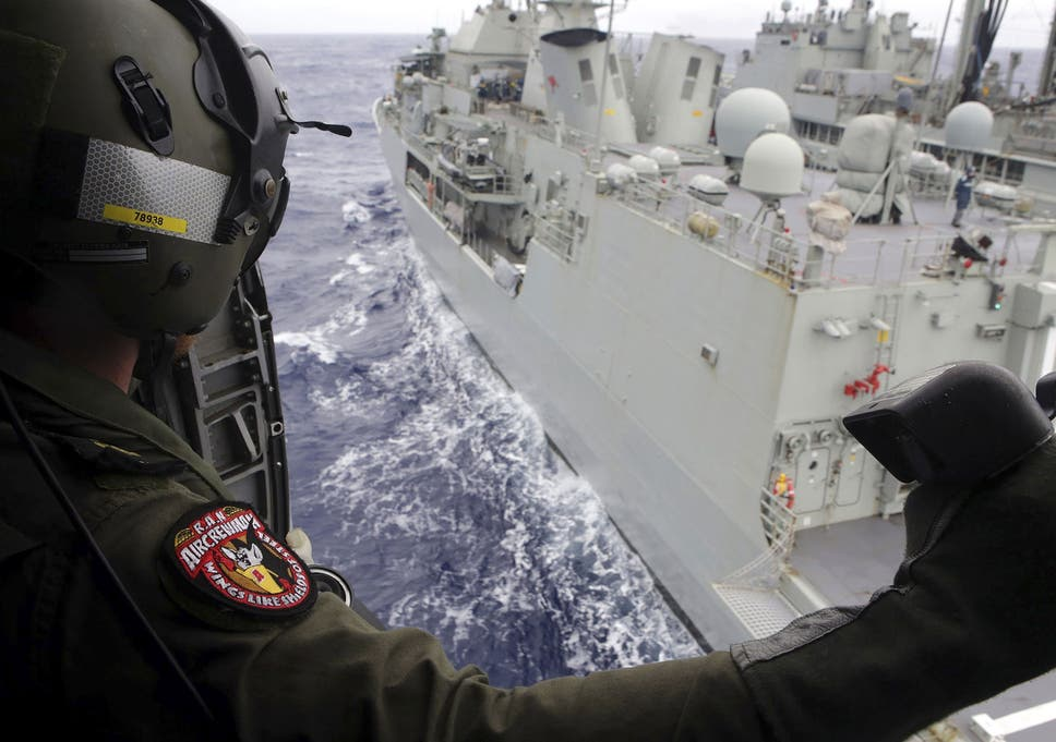 Missing Malaysia Airlines Flight Mh370 Race Against Time To Find