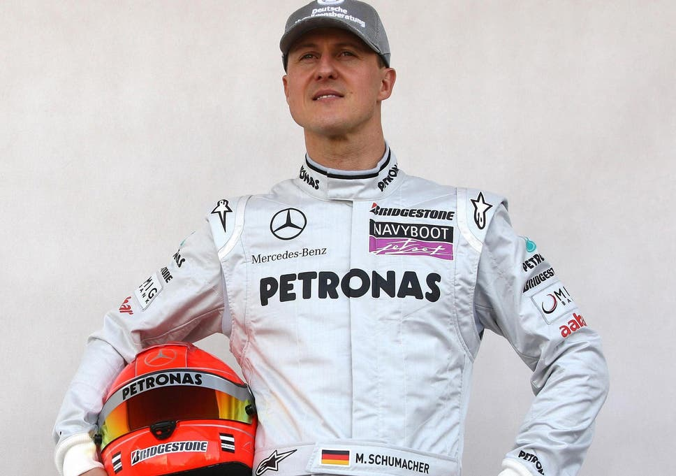 Michael Schumacher, who is still in a coma, is sued by a Spanish