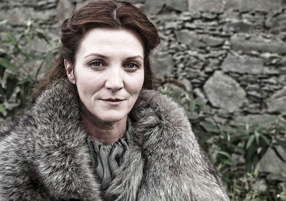 Game Of Thrones Season 6 Episode 8 It Seems Like Catelyn Stark Aka