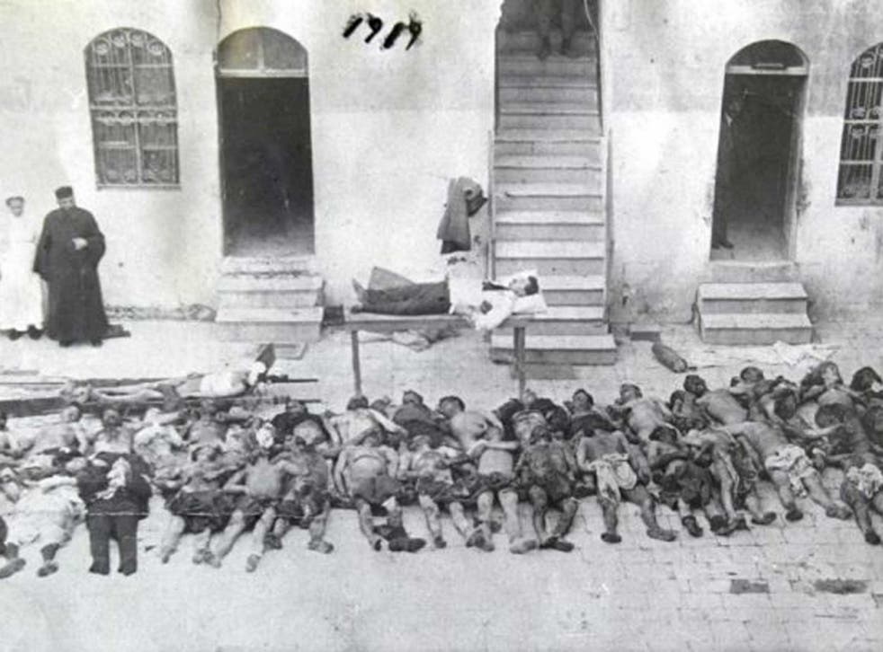 Images of a genocide: Victims of the 'Great Slaughter'