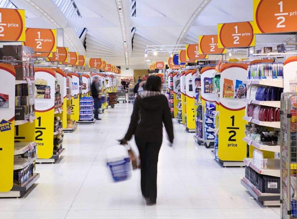 Buy, buy, buy! Supermarkets shift waste on to the consumer with special offers