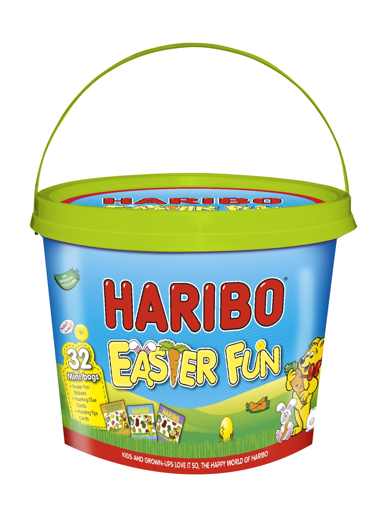10 best non chocolate easter gifts for children the independent haribo easter fun bucket negle Choice Image