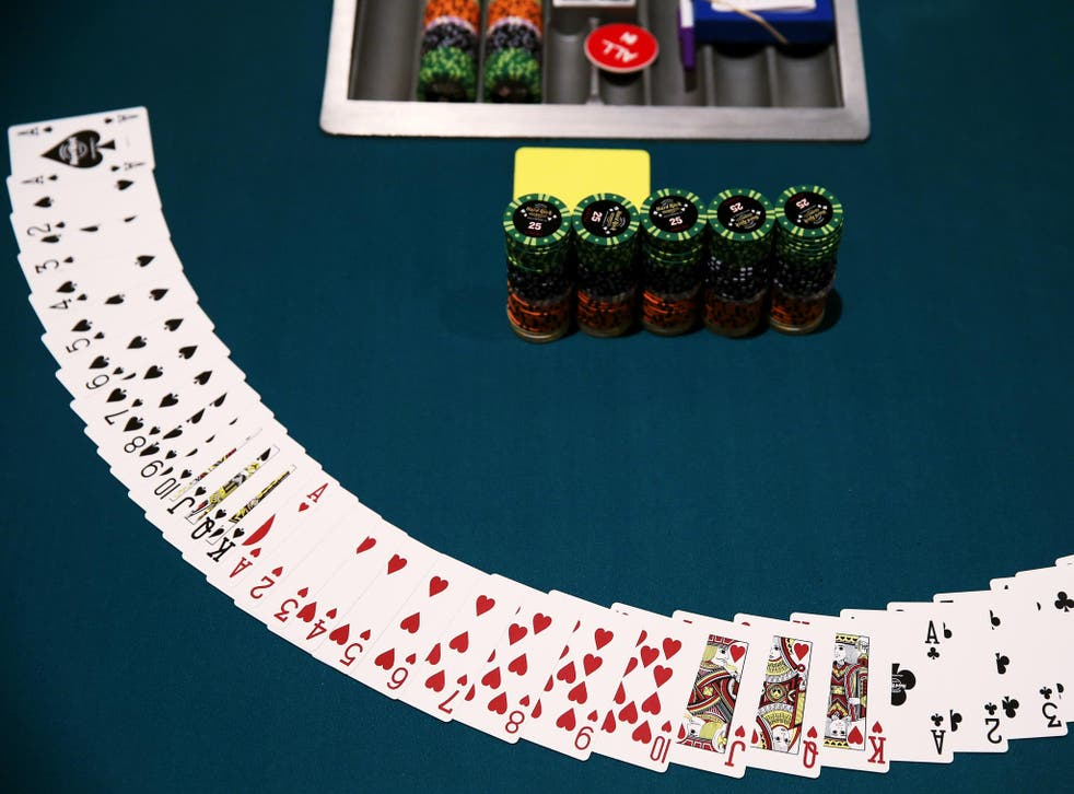 A study has identified a region of the brain that appears to play a critical role in making people more likely to gamble