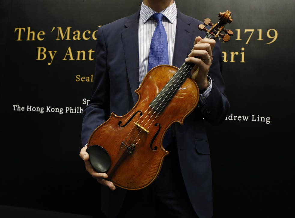 Strads, as they are known, were made by the famous Stradivari family in Italy in the 17th and 18th century