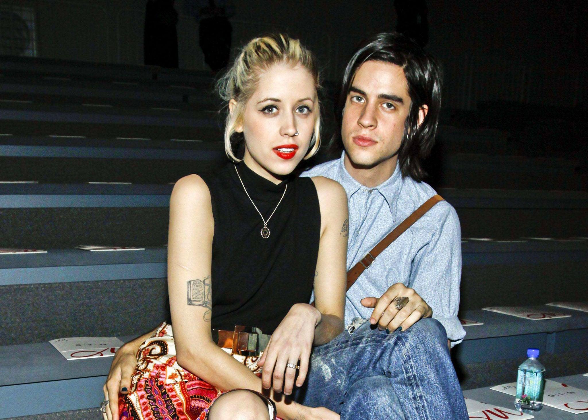 Peaches geldof dating