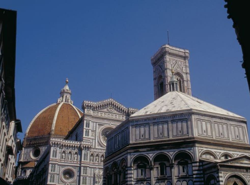 Florence: the dazzling Duomo