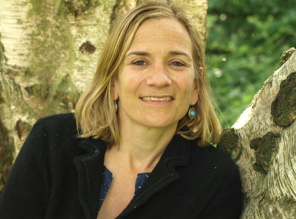 Spread out: Tracy Chevalier
