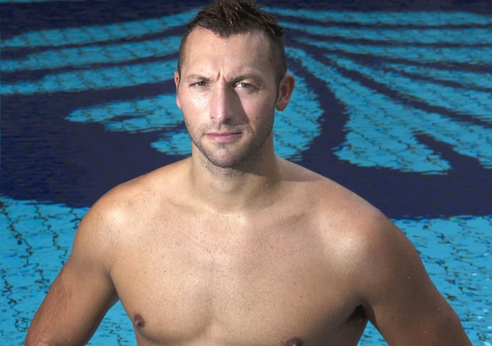Swimmer Ian Thorpe of Australia (Source: The Independent)