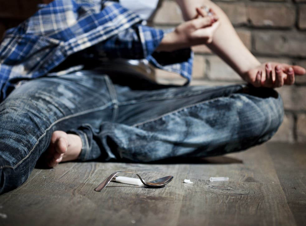 Injecting drug users are at high risk of infection