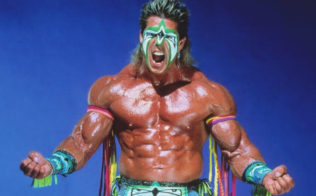 ultimate warrior 2017 body - photo #10