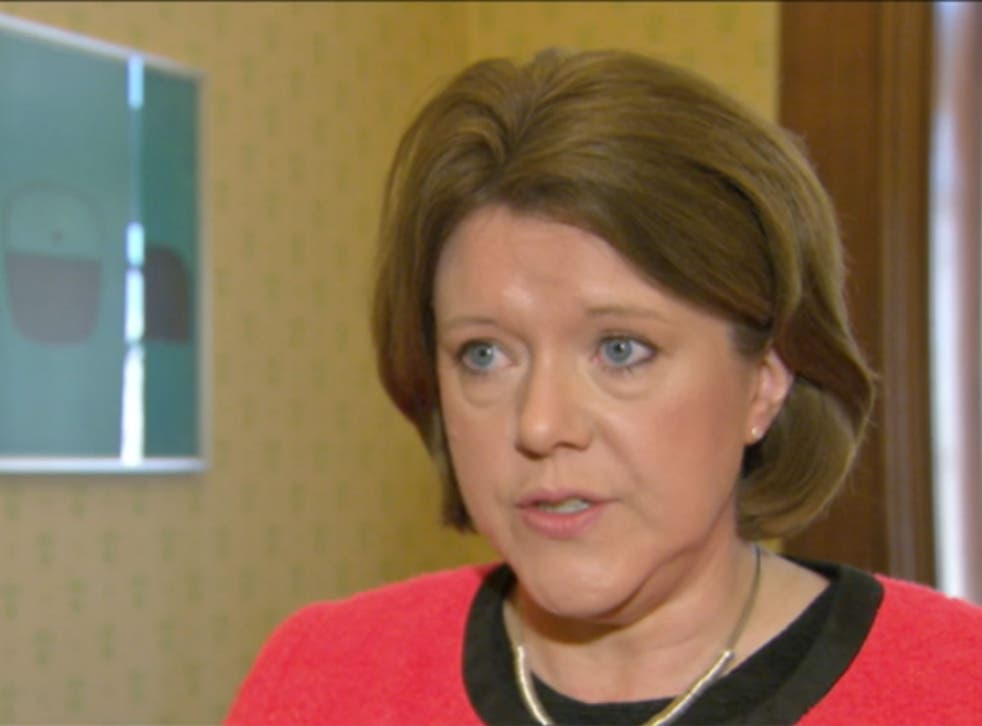 """Maria Miller quit the Cabinet to prevent her situation in """"any way detracting from the achievements of the Government"""""""
