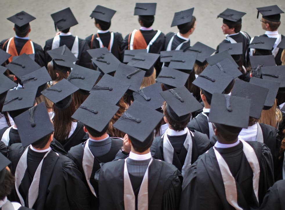 Graduates can look forward to more jobs - but not higher pay