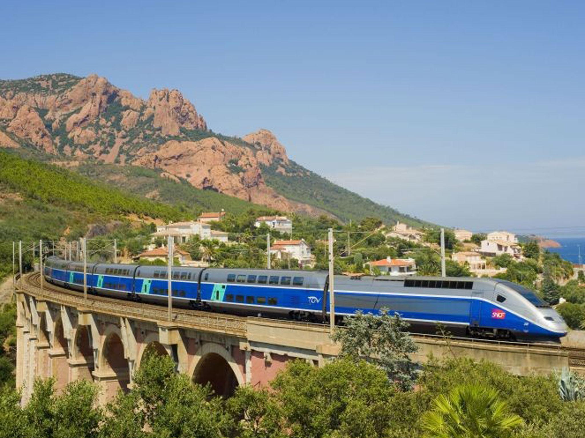 New High Speed Rail Link From Paris Breakfast In London
