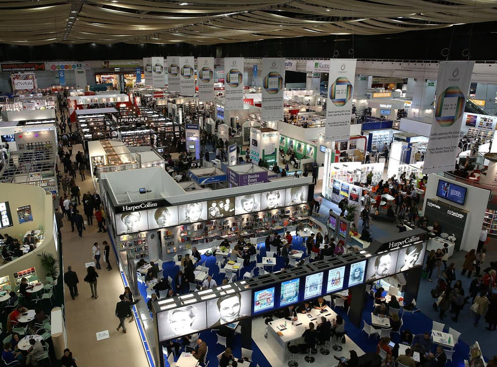 The London Book Fair took place this week in Earls Court, a showcase for the UK's £3bn-a-year books business