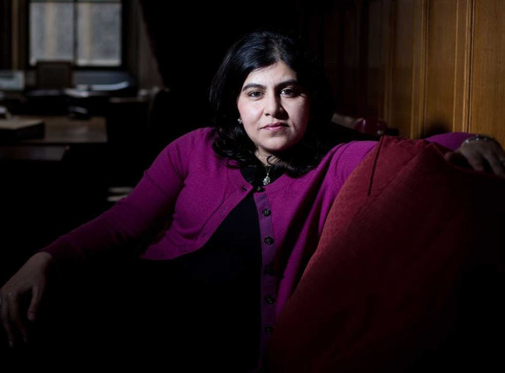 Baroness Warsi has resigned from her position as Foreign Office minister in the Lords