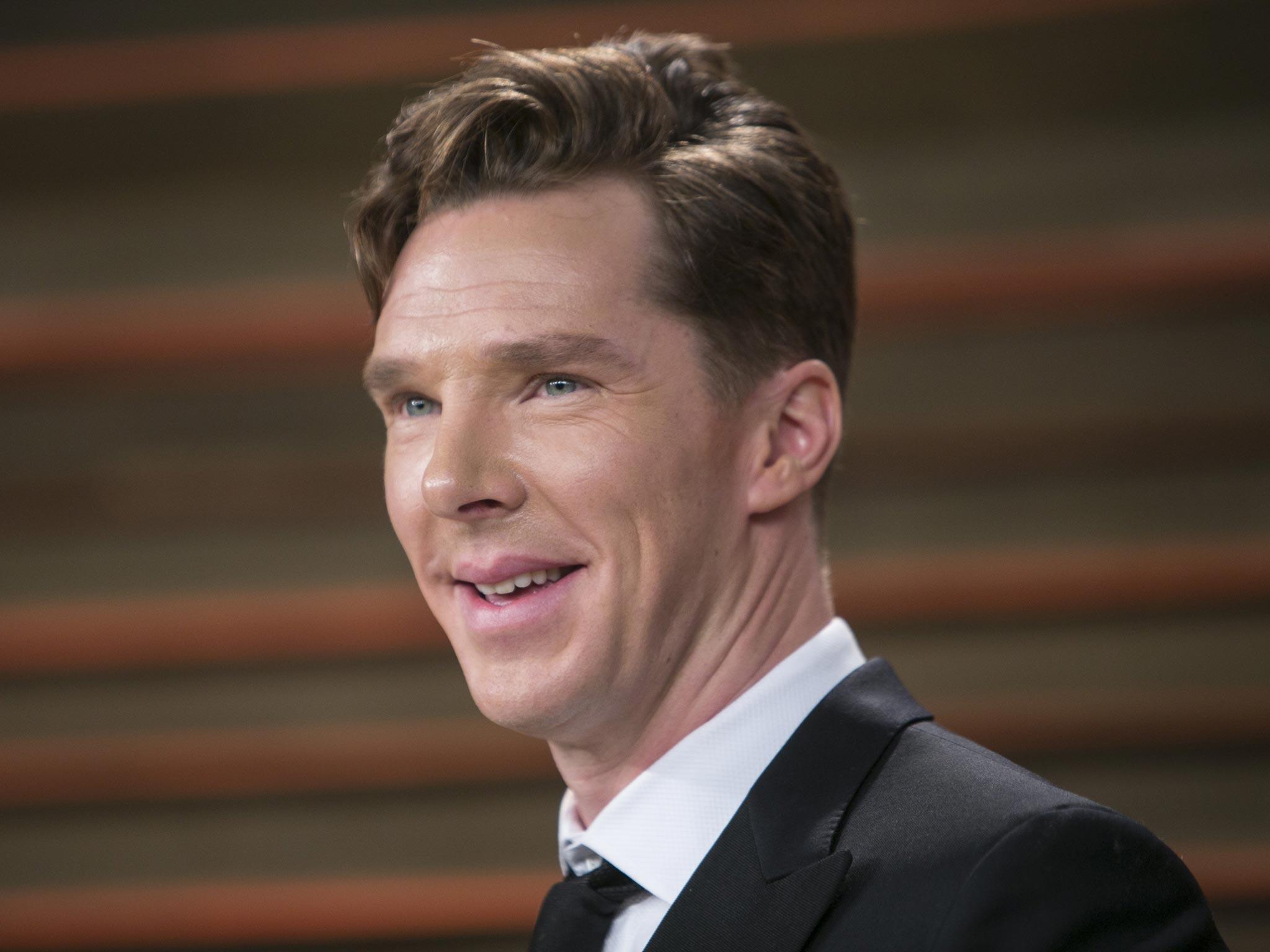Amanda Abbington Sexy benedict cumberbatch wins best actor at tv choice awards as