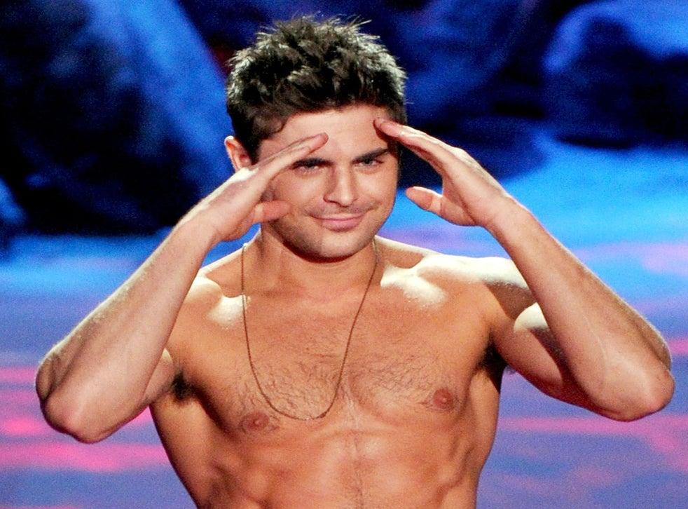 Kumpulan Best Shirtless Performance dari MTV Movie Awards